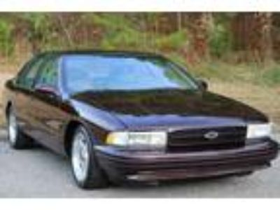 1996 Chevrolet Impala SS 4-doors Sedan