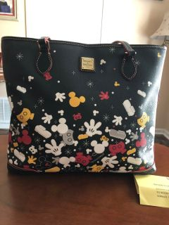 Disney Dooney & Bourke I Am Mickey Tote