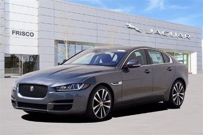 2018 Jaguar XE (gray)