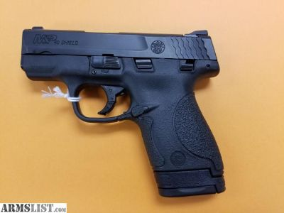 For Sale: Used Smith & Wesson M&P Shield in .40 SW