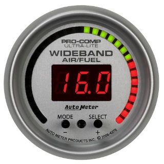 Find Auto Meter 4378 Ultra-Lite; Wide Band Air Fuel Ratio Kit motorcycle in Rigby, Idaho, United States, for US $299.95