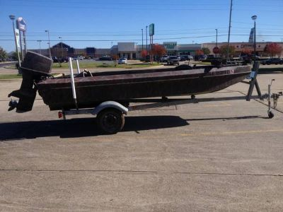 15ft Boat, 70hp motor, and trailer $2200