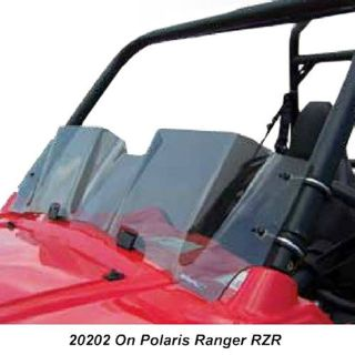 Find Powermadd Cobra UTV Sportshield - Clear (Polaris Rzr) motorcycle in Bangor, Maine, United States, for US $211.75