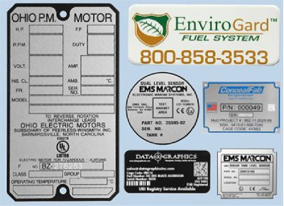 Asset Tags and Labels Manufacturer in the USA