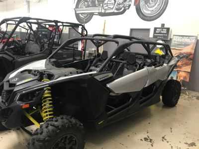 2018 Can-Am Maverick X3 Max Turbo Sport-Utility Utility Vehicles Corona, CA