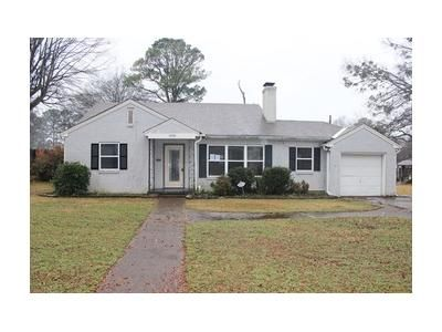 3 Bed 1 Bath Foreclosure Property in Decatur, AL 35601 - Chestnut St SE
