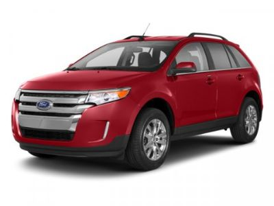2013 Ford Edge Limited (White)
