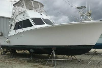 1973 Egg Harbor 38 Sportfish