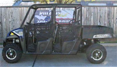 2018 Polaris Ranger Crew 570-4 EPS Side x Side Utility Vehicles Katy, TX