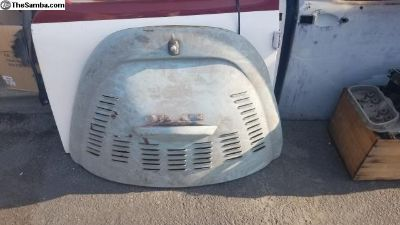 68 bug decklid louvered