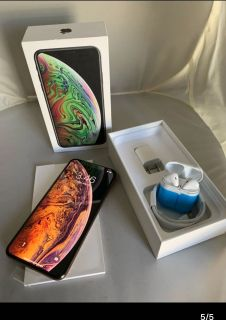 Apple iPhone xs Max 64GB GOLD AT$T