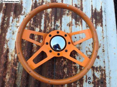 14 inch Dune Buggy steering wheel