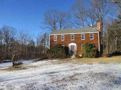 3 Bed 2.5 Bath Foreclosure Property in New Ipswich, NH 03071 - Old Wilton Rd
