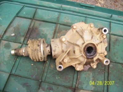 Find 1997 KAWASAKI PRAIRIE 400 4WD FRONT DIFFERENTIAL motorcycle in Booneville, Mississippi, US, for US $200.00