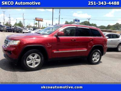 2012 Jeep Grand Cherokee Laredo (RED)