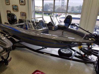 2018 Triton 186 FISHUNTER Fishing Boats Kaukauna, WI
