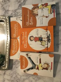 Clementine Set by Sarah Pennypacker