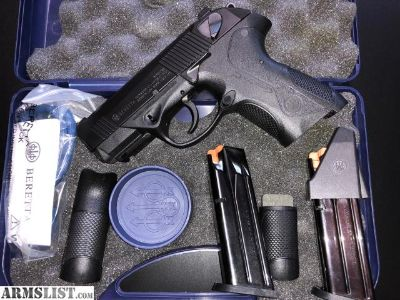 For Sale: Like New Beretta Px4 Storm Compact