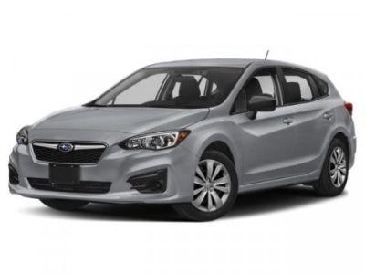 2019 Subaru Impreza Premium (Crystal Black Silica)