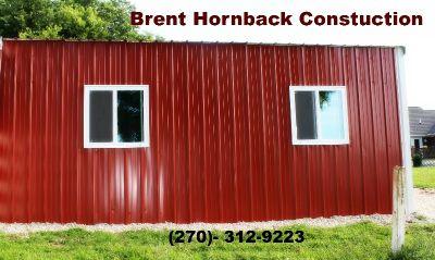 Brent Hornback Construction!!