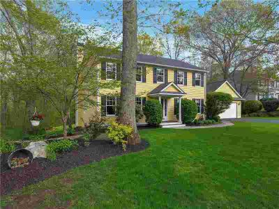 309 Wickham RD NORTH KINGSTOWN Four BR, brand new to market -