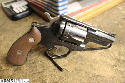For Sale: Ruger Speed Six 357 Mag