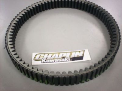 Find NEW OEM ORIGINAL KAWASAKI 2005 KVF750 BRUTE FORCE KVF750i 4X4 DRIVE BELT CVT motorcycle in Chaplin, Connecticut, United States, for US $79.91