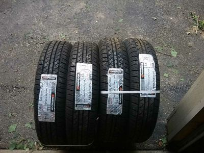 4 brand new Hankook Optima H724 P205/75R15 Tires