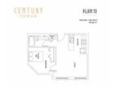 Century Tower - One BR One BA 13