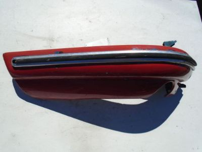 Sell PORSCHE 901 911 912 SWB REAR BUMPER LEFT 911S S 911L L END motorcycle in Los Angeles, California, United States, for US $495.00
