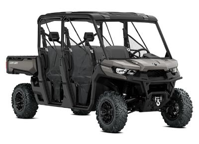 2018 Can-Am Defender MAX XT HD8 Side x Side Utility Vehicles Leesville, LA