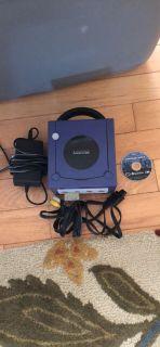 GameCube and mariokart