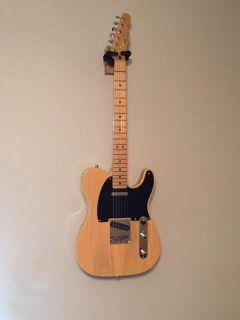 Squier Classic Vibe 50 s Telecaster Electric Guitar with SKB FS6 Hard Case