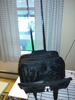 Laptop/file overnight travel bag