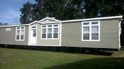 All size homes modular or mobile homes