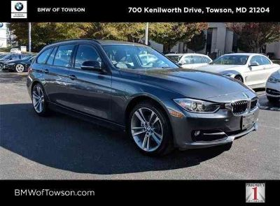 Used 2014 BMW 3 Series 4dr Sports Wgn AWD