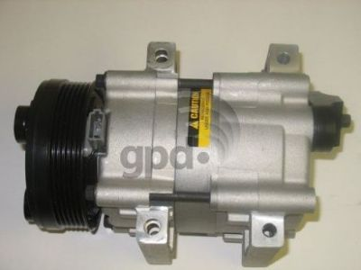Purchase NEW 6511456 COMPLETE A/C COMPRESSOR AND CLUTCH motorcycle in Miami, Florida, United States, for US $111.99