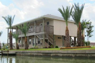 ROCKPORT FISHING GETAWAY WATERFRONT SPECIAL RATE (ROCKPORT )