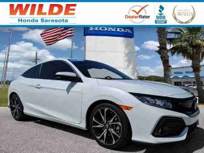 Used 2019 Honda Civic Si Coupe Coupe