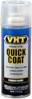 Sell VHT SP515 Quick Coat Clear Acrylic Enamel Can - 11 oz. motorcycle in Temple City, California, United States, for US $13.98