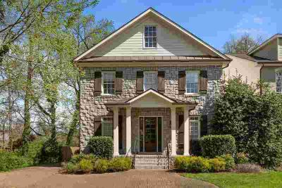 906 Buford Pl Nashville Four BR, Beautiful landscaping wi/full