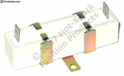 1.4 Ohm Ballast Resistor for Electronic Ignition