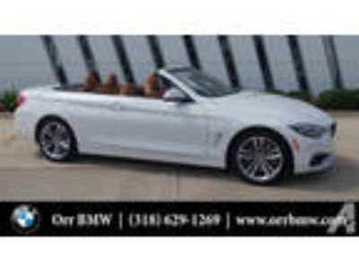 2018 BMW 4 Series 440i 440i 2dr Convertible