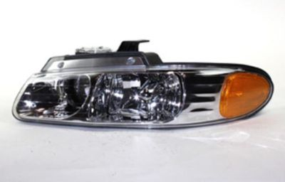 Purchase Plymouth Grand Voyager - LH Headlight 96-99 motorcycle in Seattle, Washington, US, for US $93.99