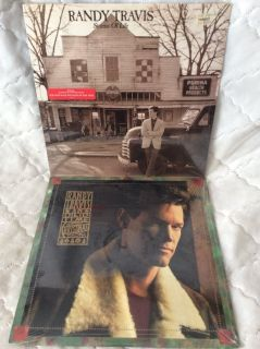 Record/LPs: Randy Travis
