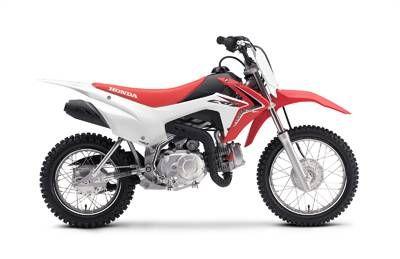 2018 Honda CRF110F Motocross Everett, PA
