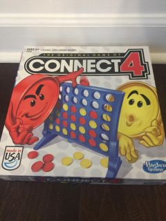 Connect 4 game. $2 Gtown PPU