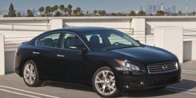 2014 Nissan Maxima 3.5 SV (Midnight Garnet Metallic)