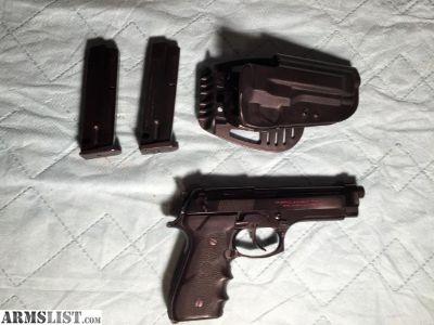 For Sale: Beretta 92F 9mm
