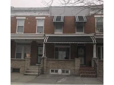 3 Bed 1 Bath Foreclosure Property in Baltimore, MD 21205 - N Linwood Ave
